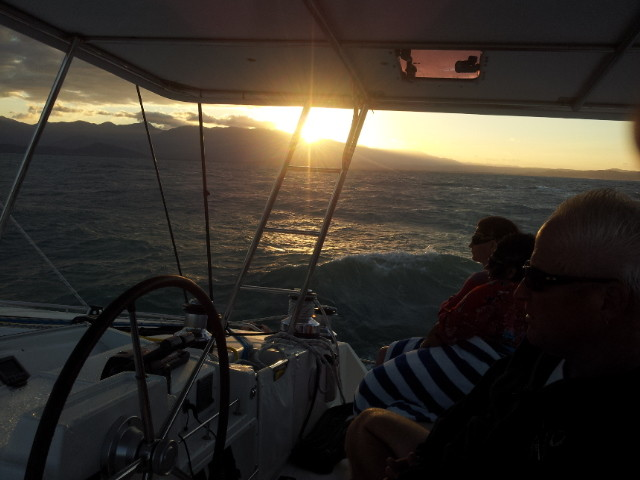 Sunset Cruse Port DOuglas